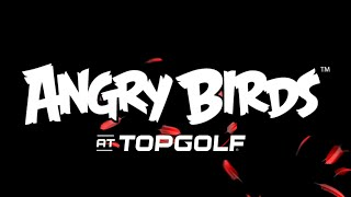 Topgolf x Angry Birds | Coming This Fall