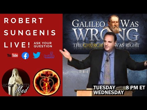 Robert Sungenis Live! Ask Your Question   Wed, Sep. 23, 2020