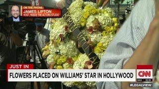 James Lipton reveals more on Robin Williams