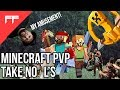 Yes, We Get Excited About MineCraft | Minecraft PVP | One Off |