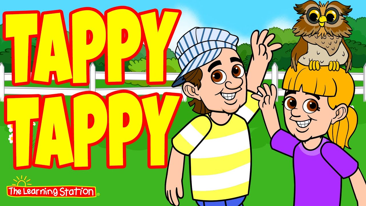 Tappy Tappy Song ♫ Brain Breaks ♫ Story Song ♫ Silly Songs ♫ Kids Songs by The Learning Station