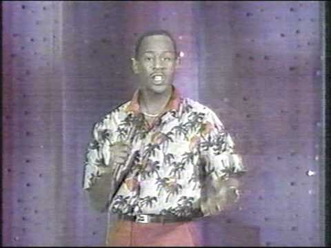Star Search - Jason Stuart vs Martin Lawrence