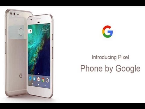 Google Pixel Launch - #madebygoogle  Full 4th October 2016