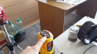 Дополнение к предыдущему видео про лазерный нивелир(Не все сняли в первый заход про лазерный нивелир. Продолжение тут... ▻ Канал по саду MINIBK - OGORODNIK https://www.youtube.com/us..., 2016-05-27T08:21:47.000Z)