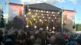 Devin Townsend - Ziltoid The Omniscient - N9 - Tuska 2010