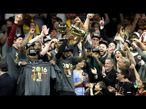 Cavaliers Win NBA Finals And End Cleveland