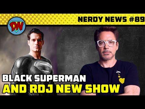 Mutant in MCU, Black Superman, RDJ New Show, Dormammu | Nerdy News #89