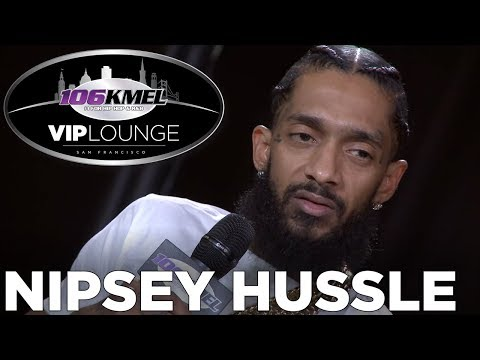 Nipsey Hussle Exclusive 'Victory Lap' Listening Party and Interview