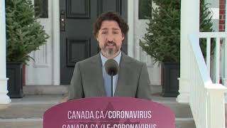 Trudeau announces $75 million for organizations that address Indigenous needs | COVID-19