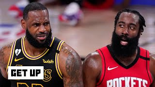 Lakers vs. Rockets Game 2 reaction and analysis | Get Up