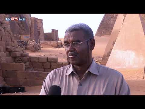 السودان.. افتتاح غرف الدفن بالهرم التاسع  - نشر قبل 6 دقيقة