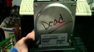 CRAP ! - Click O Death Hard Drive
