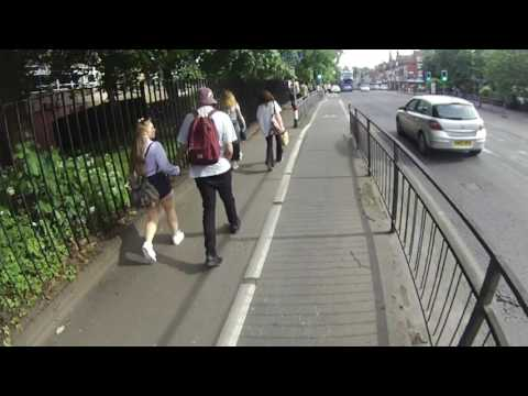 Oxford Road Cycle Ways (Manchester).