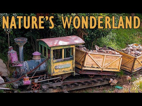 Disneyland's Forgotten Mine Train Through Nature's Wonderland Ride - History, Secrets & Remnants