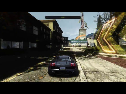 NFS Most Wanted ENB+Texture Mod 2012 (Gallardo)