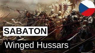 SABATON - Winged Hussars (Okřídlení husaři) CZ text