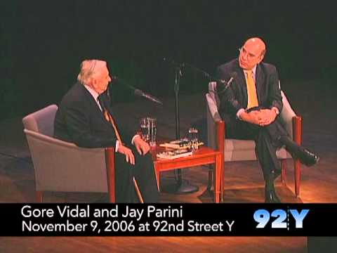 Gore Vidal on Truman Capote, Johnny Carson and Television  92Y Readings