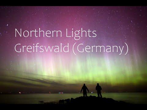 Northern Lights - Greifswald (Germany)