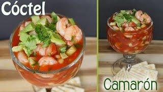 Cóctel de Camarón - Receta - Mi Cocina Rápida