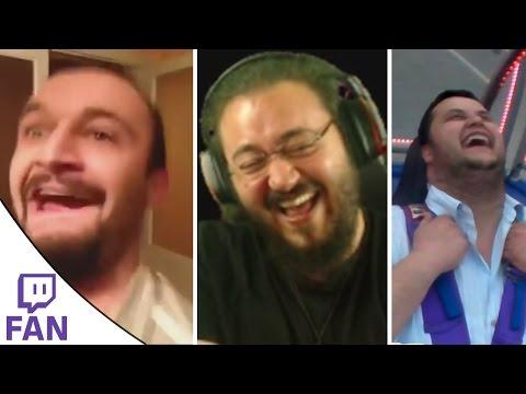 Jahrein Aykut Elmas Vine'ları ve Komik G-Max Videoları İzliyor