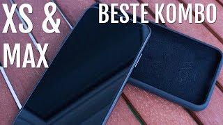 iPhone XS & XS MAX – Beste Kombo aus Hülle & Panzerglas