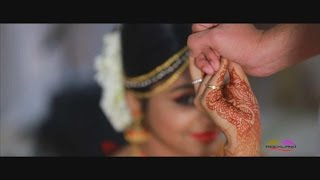 KERALA HINDU WEDDING HIGHLIGHTS UTHARA + SOORAJ