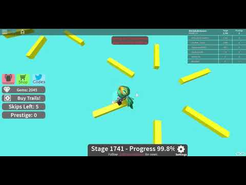 Roblox Mega Fun Obby Ep 121 Hholykukingames Playing Stages 1740-1745 Plus  Code