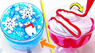 EXTREME Slime Makeover! Can I use a PIPING BAG FOR SLIME??