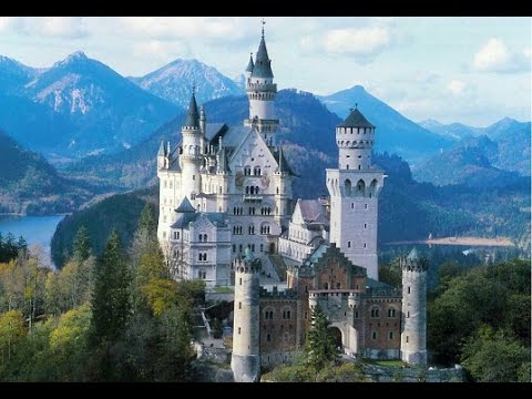 Neuschwanstein Castle, Hill Castle in Schwangau, Germany - Best Travel Destination
