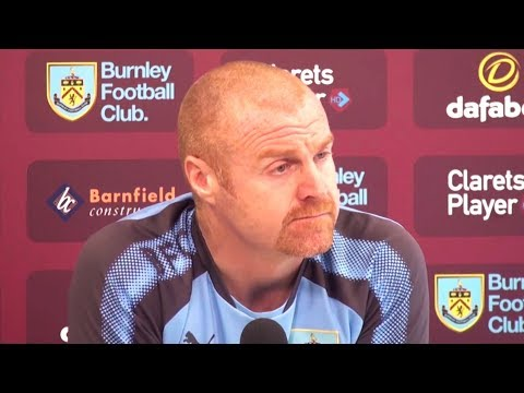 Sean Dyche Full Pre-Match Press Conference - Burnley v Leicester - Premier League