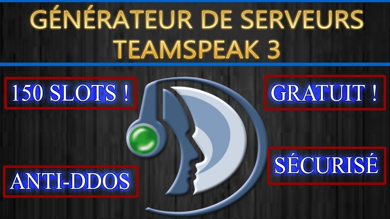 Teamspeak 3 Slots Erhohen