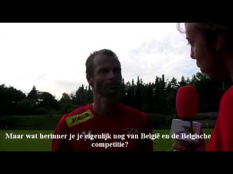 Eerste interview met nieuwe speler Rozehnal