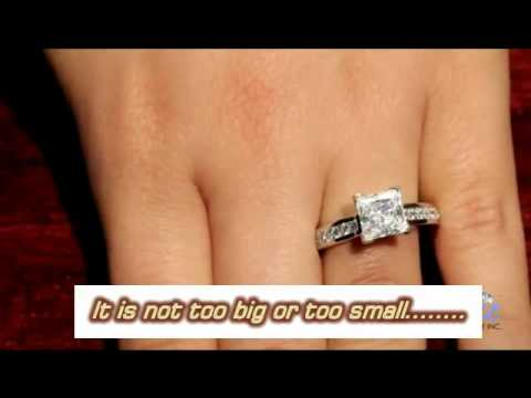 Customer Reviews:Cubic Zirconia Engagement Wedding Rings