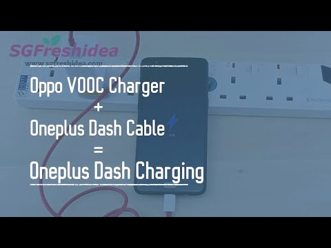 Does Your Oneplus 5 Dash Charging Work With Any Type C Cable Or Fast Charger?