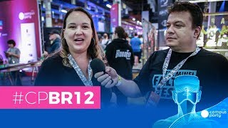 The Velopers Pocket #3 - Campus Party Brasil 2019 (CPBR12) - Aline de Campos