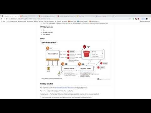 Serverless-Search   Devpost