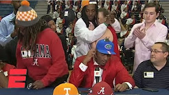 National Signing Day 2018 highlights: Where top college football recruits landed   ESPN