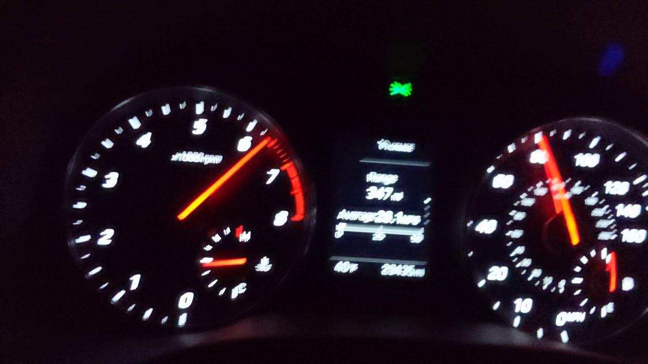 Hyundai Elantra sport lap3 ECU tune 7k limit