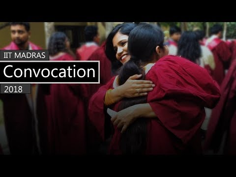 IIT Madras  |  Convocation 2018