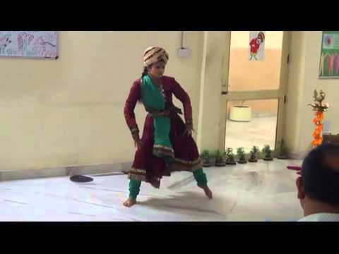 Dance performance on
