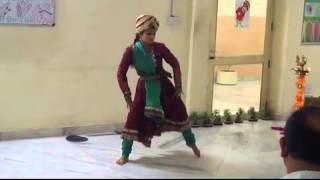 "Dance performance on ""Aarambh Hai Prachand"""