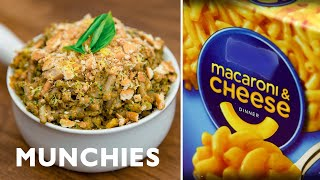 Upgrade Your Boxed Mac & Cheese