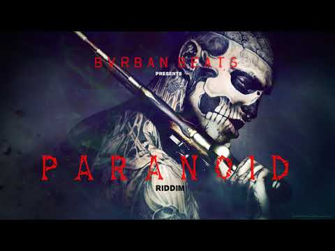 Dancehall Riddim [PARANOID RIDDIM INSTRUMENTAL] September 2017 Prod. by Bvrban Beats