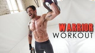 WARRIOR WORKOUT - THROWING UP FROM PAIN + Advice You NEED To Know!