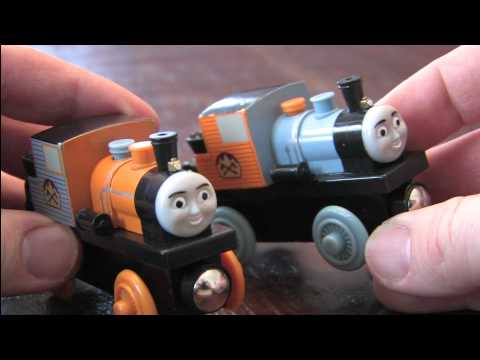 CGR Toys - BASH And DASH Thomas & Friends Toy Review