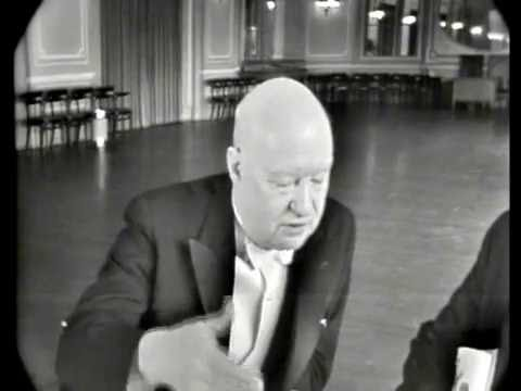 Paul Hindemith in conversation with Seymour Raven