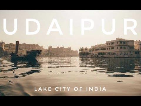 Udaipur Cinematic Travel Film | Udaipur | Lake City | Raxter's Vlog