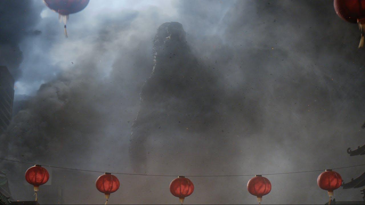 Godzilla - International Trailer [HD]