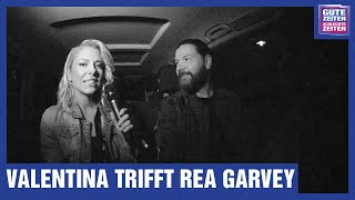 GZSZ Interview | Valentina Pahde trifft Rea Garvey | Mauer Flower Festival