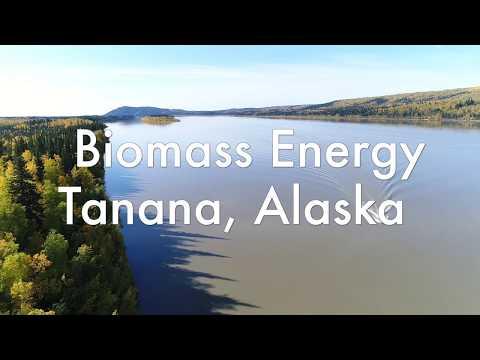Heating With Biomass In Tanana, Alaska